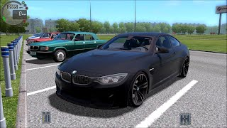 +350 km/h! BMW M4 Gameplay City Car Driving 1.5
