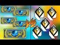Gambar cover 5 Global Elite VS 5 Radiant Players! VALORANT VS CS:GO - Who Wins?