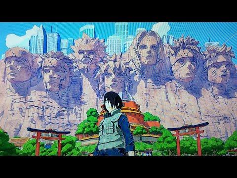 Naruto to boruto SHINOBI STRIKER|Santi Games |