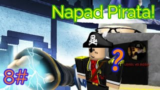 ROBLOX-Wizard Simulator (ep. 8) We are getting closer to trouble...