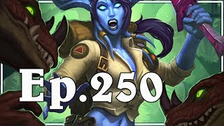 Funny And Lucky Moments - Hearthstone - Ep. 250