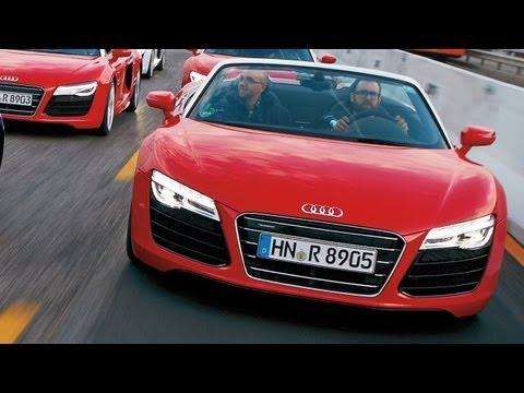 Where Audi Supercars Are Born! - The Downshift Episode 41