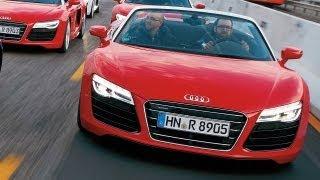 Where Audi Supercars Are Born! – The Downshift Episode 41