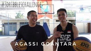 #3DRIBBLESCHALLENGE #1: AGASSI GOANTARA (UNIVERSITY OF LA VERNE)