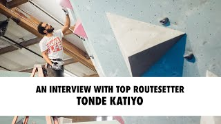 Ep. 11: An Interview with Top Routesetter Tonde Katiyo