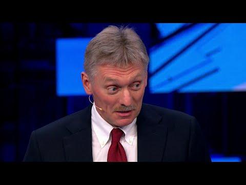 Пресс-секретарь президента РФ Д.Песков раскроет тайны большой политики в программе «Большая игра».