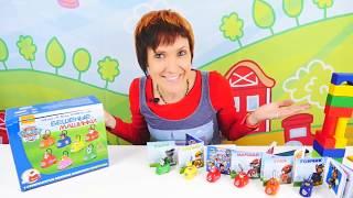 Video divertenti per bambini - Maria e le macchinine Paw Patrol