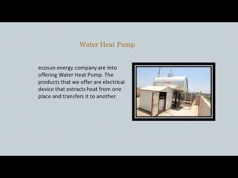 Solar System Dealer in Pune - ecosun energy company