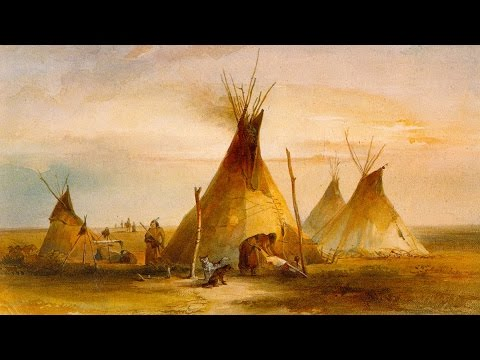 Native American Flute Music - The Great Plains