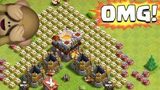 EIN UNFASSBARES DORF! ☆ Clash of Clans ☆ CoC