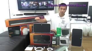 Sonos Play 5 für Telekom SmartHome (Wireless Lautsprecher)
