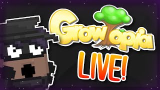 Growtopia | Been investing | Let's talk future