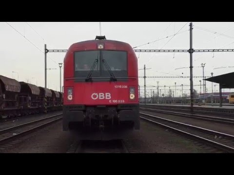 Start + Cabview Taurus 1216 226 ÖBB
