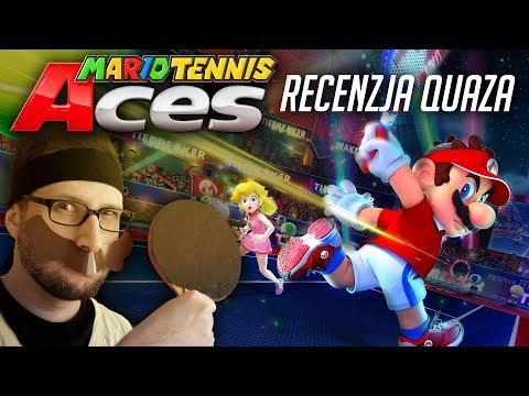 Mario Tennis Aces - recenzja quaza