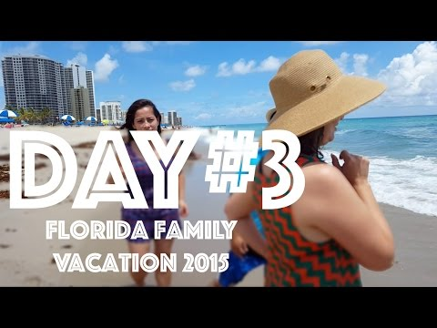 2015 Florida Vacation: Day 3 - West Palm Beach and THAI FOOD!