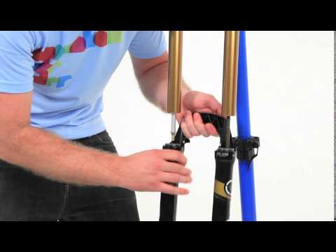 How to service the lower legs on your Fox FIT suspension fork