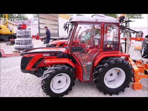The ANTONIO CARRARO tractors 2020
