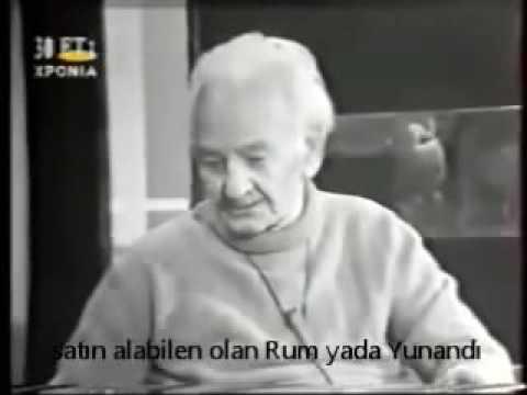 """Yunan askerin Atatürk anısı: """"Türklerden Ne İstediniz?"""""""