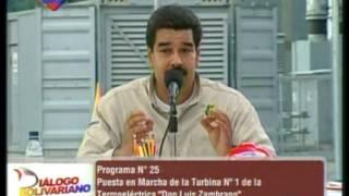 Nicolas Maduro brinda su apoyo a Rodolfo Zerpa Candidato a Alcalde Municipio Alberto Adriani