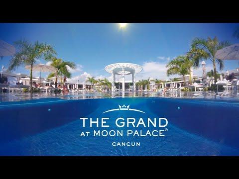 The Grand Moon Palace Cancun 5-Star Resort