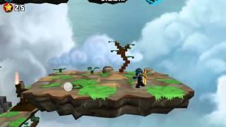 LEGO Ninjago Skybound Level 8 Gameplay