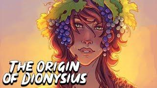 Dionysius: The Origin of the God of Wine (Zeus and Semele) Greek Mythology - See U in History