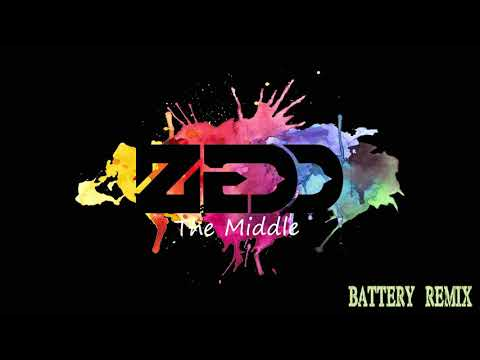 Zedd - The Middle (Battery Remix)