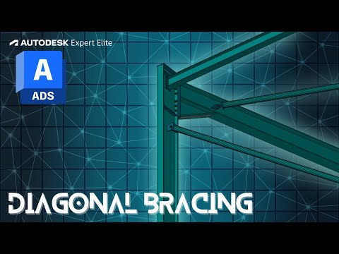 Revit 2019  Add Diagonal Bracing