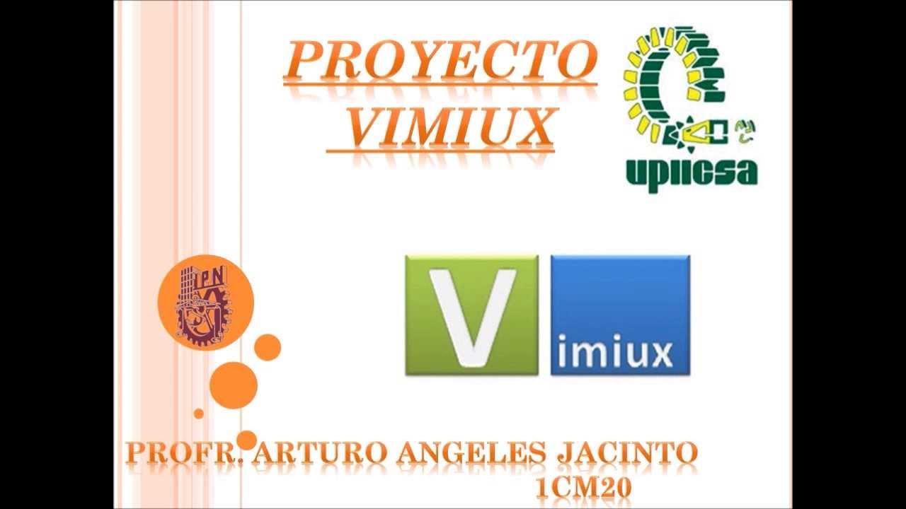 Vimux