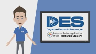 Des Tronic introduces you to Dagostino Electronic Services: Who are we and what do we do?
