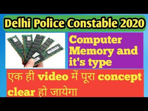 #ComputerMemory Primary (RAM, ROM) | Secondary | VOLATILE AND NONVOLATILE MEMORY | FLOPPY DISK SIZE