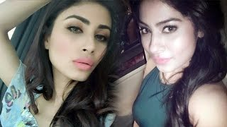 omg tv actress mouni roys doppelganger spotted