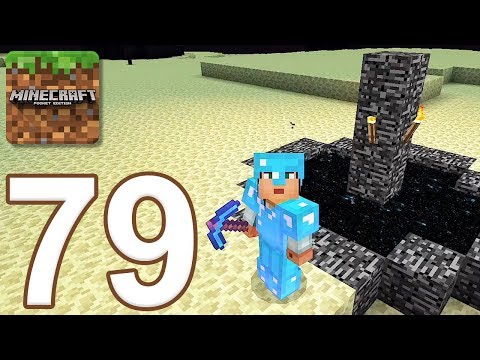 Minecraft: Pocket Edition - Gameplay Walkthrough Part 79 - Survival (iOS, Android)