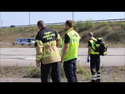 09.05.2016 4 personer reddet op fra Øresund, Tårnby