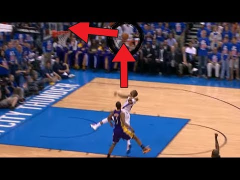 10 Greatest Trick Shots in NBA History