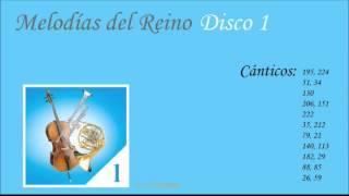 Melodías del Reino Disco 1