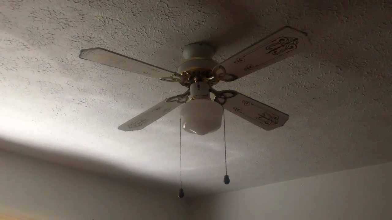 "42"" Encon Premeir Deluxe Spinner Ceiling Fan - YouTube"
