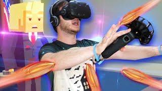 ДВИГАЕМСЯ БЫСТРЕЕ ПУЛИ И СПАСАЕМ ЖИЗНИ В ВР! | Just In Time Incorporated VR (HTC Vive VR)