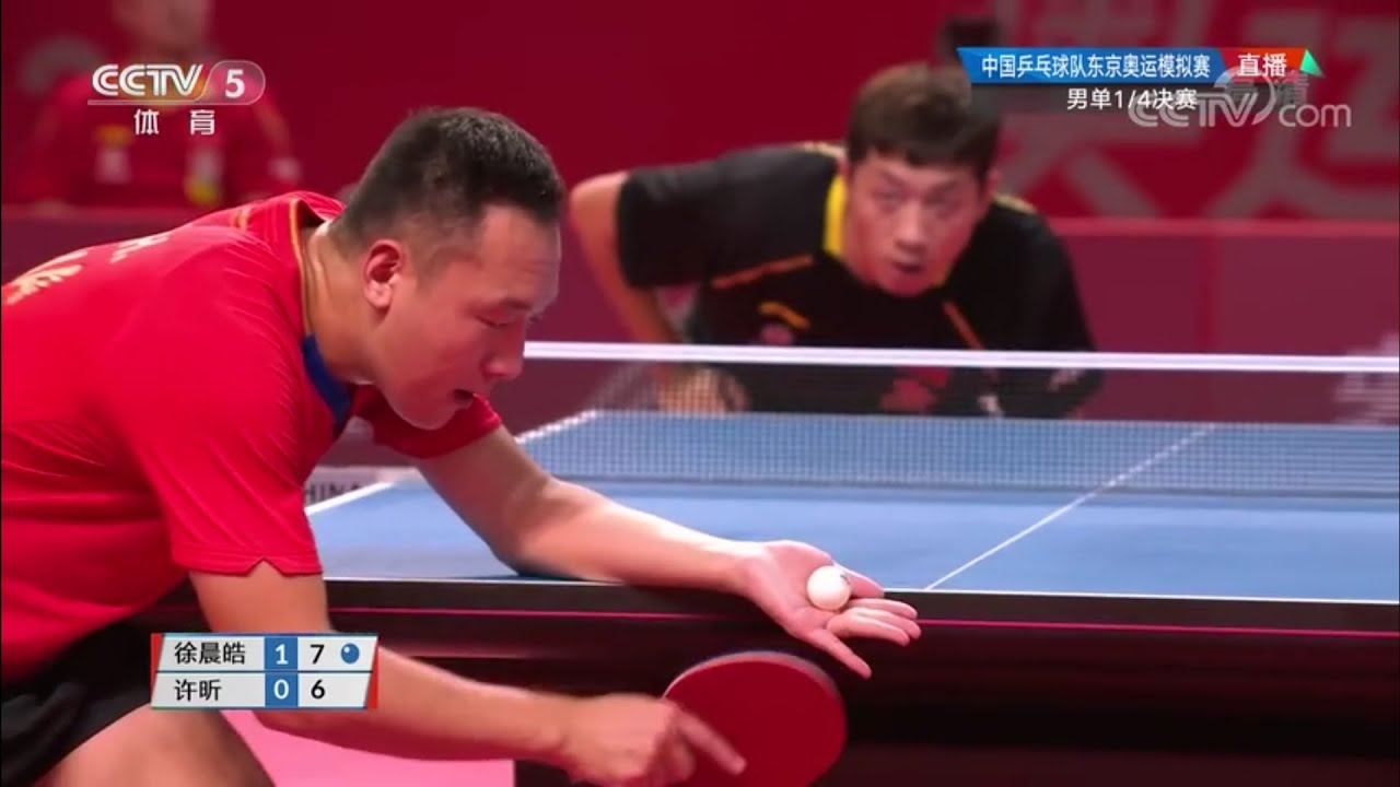 Download Xu Xin vs Xu Chenhao | MS-QF | 2020 Chinese Warm-Up Matches for Olympics