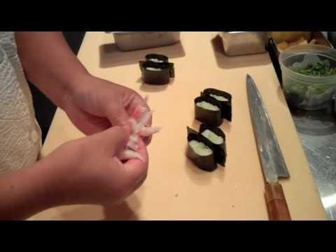 Save How To: Make Gunkan Sushi Snapshots