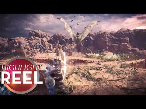 Highlight Reel #368 - Monster Hunter Archer Is A Legend