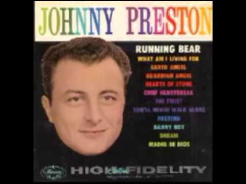 Johnny Preston sings