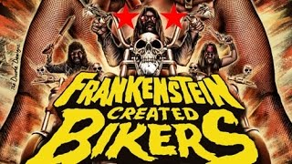 Frankenstein Created Bikers (Dear God No 2: Electric Boogaloo) - Red Band Trailer