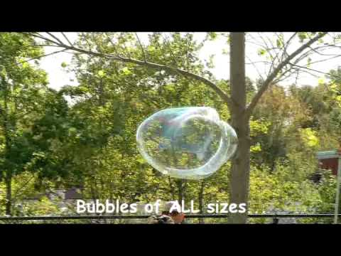 Bubble Music Man Promotional Video
