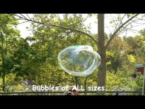 Bubble Music Man Promotional Video