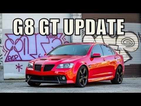 Pontiac G8 GT Update - Many New Mods