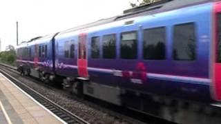 Trains at Northallerton (ECML)