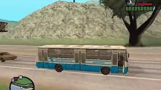 GTA San Andreas: Ikarus and Sound Mod