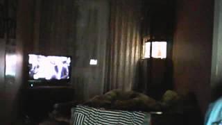 Видео с веб-камеры. Дата: 17 ноября 2013 г., 19:28.
