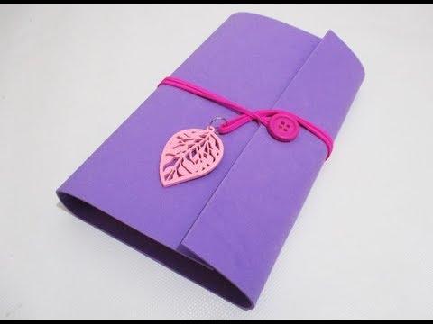 DIY #231   Colorful Journal ❤